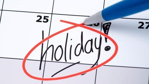 Afbeeldingsresultaat voor vakantiedagen